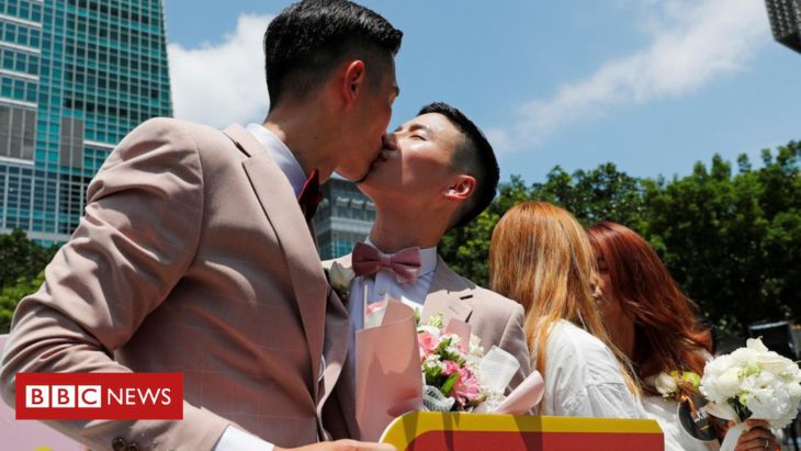 Is the world becoming more gay-friendly?