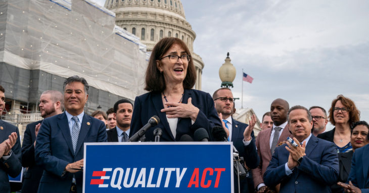 House Extends Civil Rights Protections to Gay and Transgender People