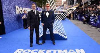 Elton John issues a defiant statement after 'Rocketman' is censored in Russia
