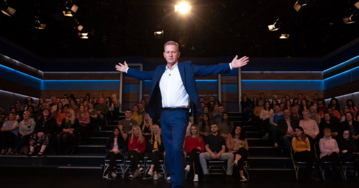 Britain's 'Jeremy Kyle Show' Canceled After Death of Guest