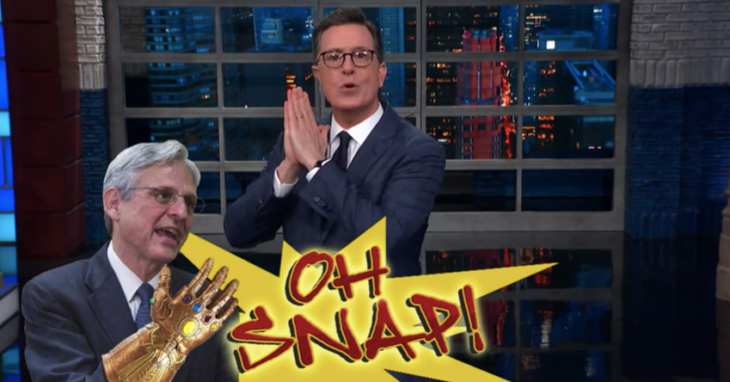 Best of Late Night: Late-Night Hosts Await Trump's Financial Records