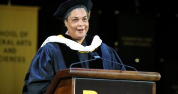 """The world is on fire""–and here's how Roxane Gay thinks we should put it out"