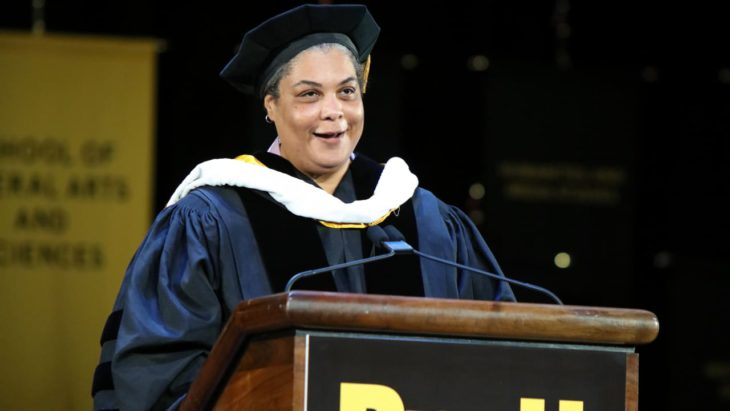 """""""The world is on fire""""–and here's how Roxane Gay thinks we should put it out"""