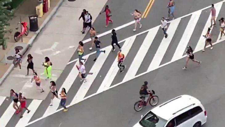 Police: 'Man with BB gun' caused gay pride parade panic
