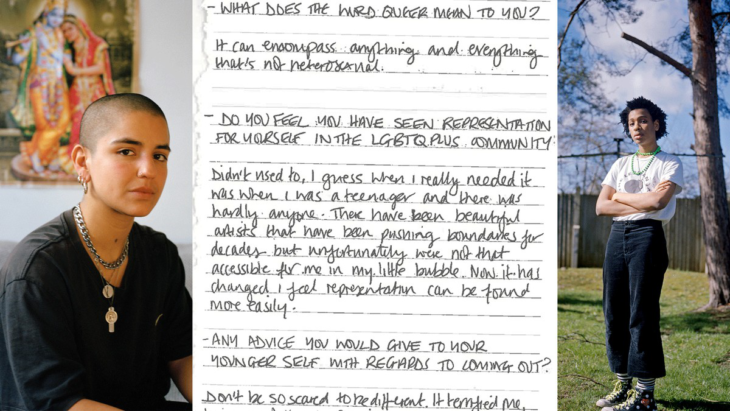 These Queer People Wrote Love Letters to Their Younger Selves