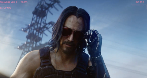 Cyberpunk 2077 doesn't look weird enough to be edgy