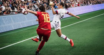The Best Women's Soccer Team in the World Fights for Equal Pay