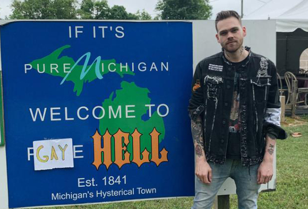 """Rapper Claims To Purchase Hell & Rename As """"Gay Hell"""" In Trump Protest – WHMI"""