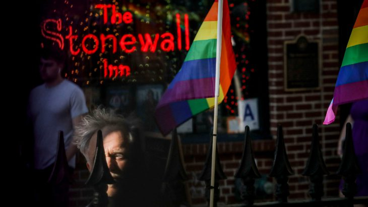 Stonewall veterans return to New York City to celebrate Pride, 50 years after raid