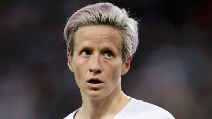 Rapinoe: Can't win without gay players