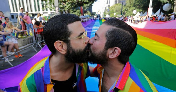 'The Most Important Parade In History': Pride In Bolsonaro's Brazil