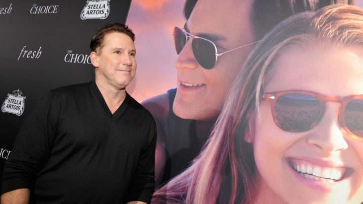 Smarm Man Nicholas Sparks Didn't Want a Club for Gay Students at His Private Prep School