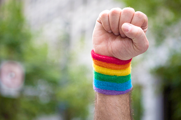 Larry Kramer: What Pride means to me