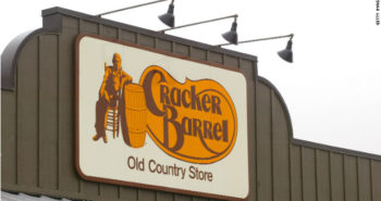 Cracker Barrel bans an anti-gay pastor from holding an event in one of its stores