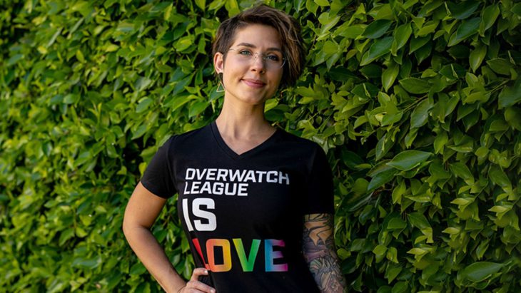 South Korean Overwatch League Broadcast Apparently Omits Pride Day Festivities