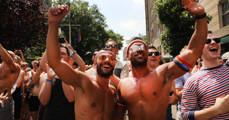 Stonewall Inn Uprising Anniversary: Live Updates
