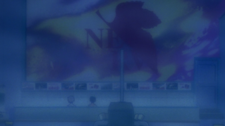 A Translation Change Can't Make That Evangelion Scene Less Gay