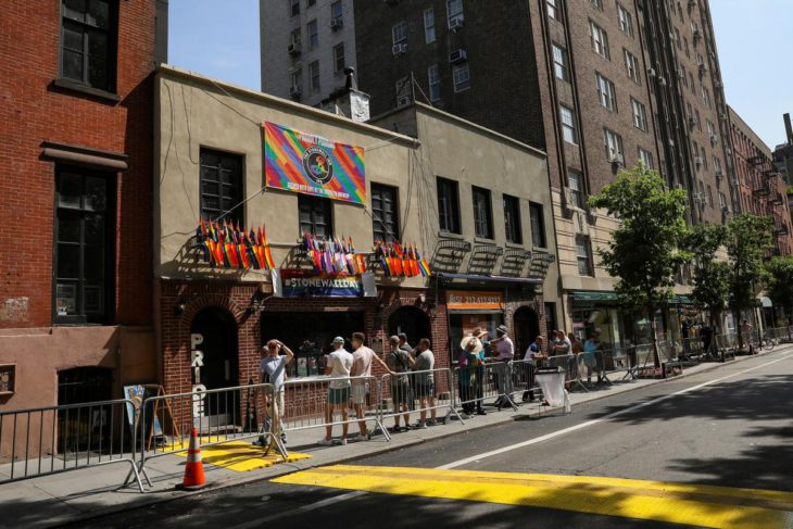 Tensions between trans women and gay men boil over at Stonewall anniversary