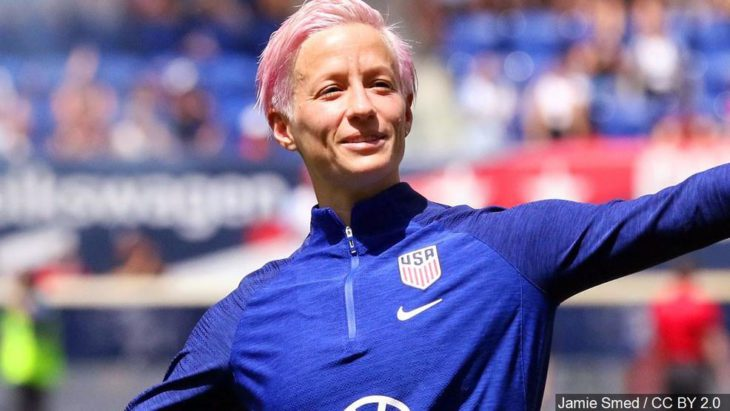 Megan Rapinoe: 'You can't win a championship without gays' – WLOS