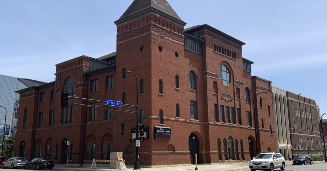 Minneapolis Church Expelled Over Permitting Gay Marriage