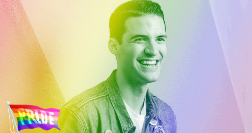 Raymond Braun wants every city to have their own Pride event