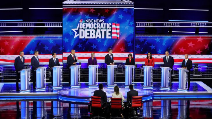 The Best and Worst Moments From Day One of the Democratic Presidential Debates