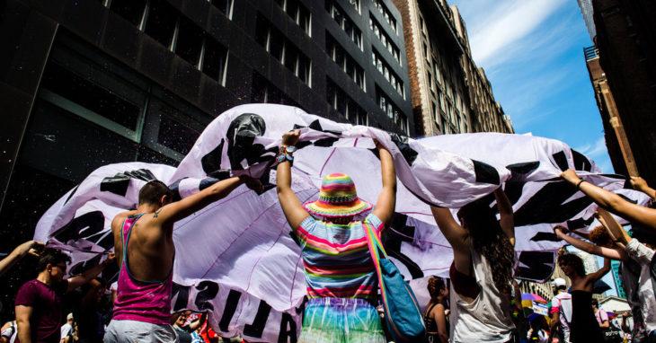 Stonewall at 50: 'A Clash of Values' and a Rival Parade