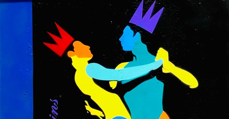 Street Artist Pegasus Celebrates Pride With Stunning 'Love Always Wins' Mural