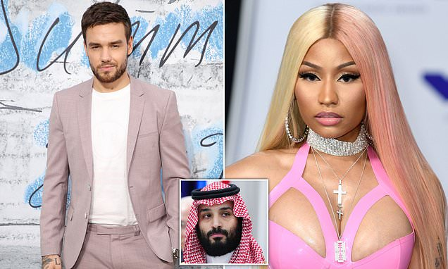 Liam Payne is urged to 'choose morals over money' and pull out of a concert in Saudi Arabia