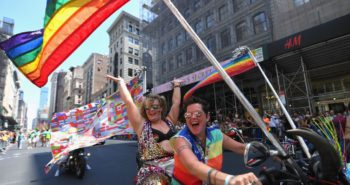 New York City's Pride Parade is One of the Largest in the Movement's History