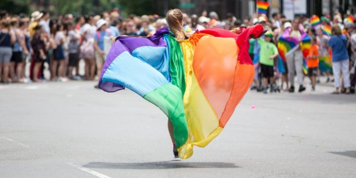 Packages sent to 'Straight Pride' organizers that were inspected by bomb squads were actually filled with glitter and Bible verses