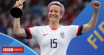 Megan Rapinoe: Can a pink-haired lesbian be an American hero?