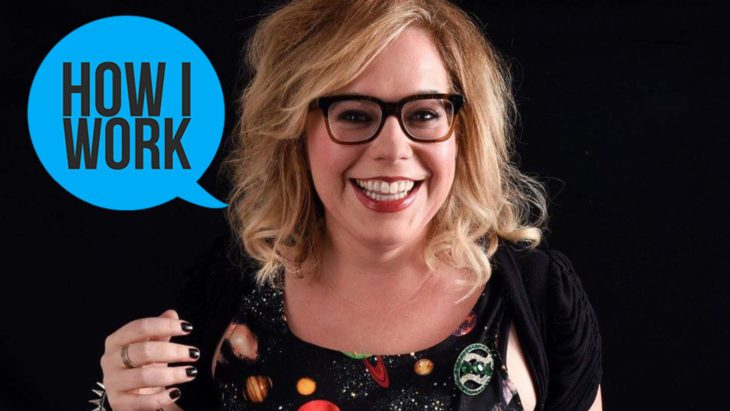 I'm Criminal Minds Actor Kirsten Vangsness, and This Is How I Work