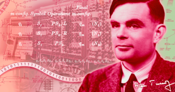 Code-breaker Alan Turing will appear on the next £50 note