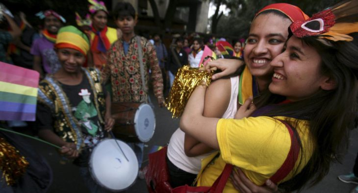 A personal account of what it means to be gay in India