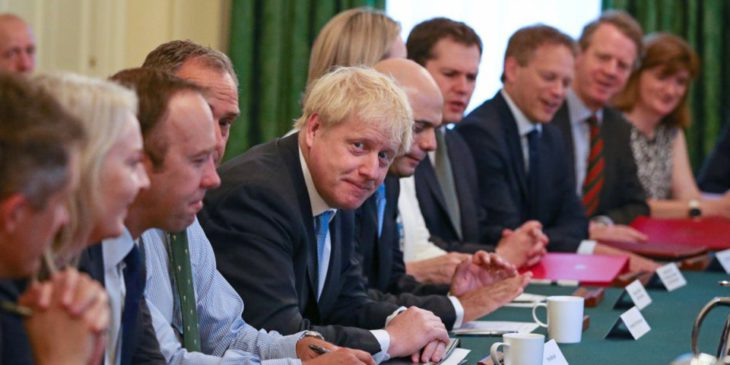 'Cabinet from hell': Boris Johnson hires ministers who backed hanging, called feminists 'obnoxious bigots' and opposed gay marriage