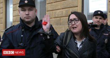 Russian LGBT activist Yelena Grigoryeva murdered in St Petersburg