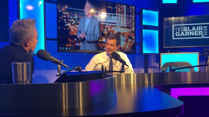 Buttigieg country music radio interview blocked from airing
