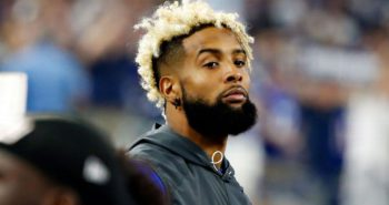 OBJ: Felt disrespected by Giants, mulled retiring