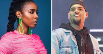 Kelly Rowland Opened Up About That Chris Brown Instagram Controversy