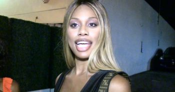Laverne Cox Says Lil Nas X Should Provide Inspiration to Closeted Hip-Hop Stars