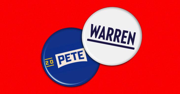 Imagining a Warren-Buttigieg, or Buttigieg-Warren, Ticket