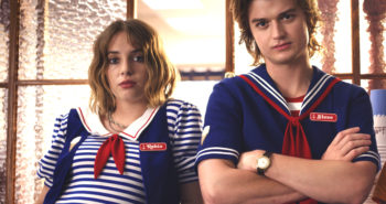 'Stranger Things' Star Maya Hawke Reveals Original Romantic Fate of Robin and Steve