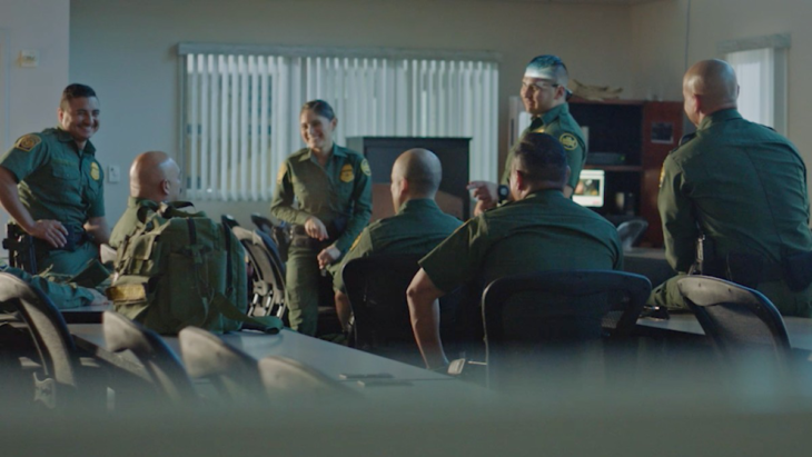 This Ad Agency Is Getting $12 Million to Make Border Patrol Look Fun and Cool