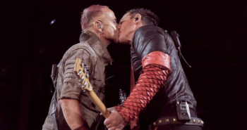 See Rammstein Members Kiss Onstage in Russia to Protest Anti-LGBTQ Laws