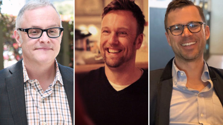 'The Mystery Of The 1957 Gay Wedding Photos' Docuseries In Works By Neal Baer, P.J. Palmer, Michael J. Wolfe & Authentic Entertainment