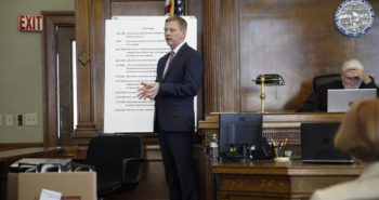 Gay former Iowa state official awarded $1.5 million by jury in discrimination suit
