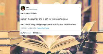 Twitter meme reveals we're all secretly suckers for these fiction clichés