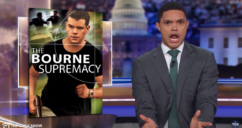 Trevor Noah Wonders What Other Kinds of Supremacy Trump Isn't Into