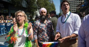 Trudeau blasts Scheer for not marching in Canadian Pride parades for third straight year – Global News